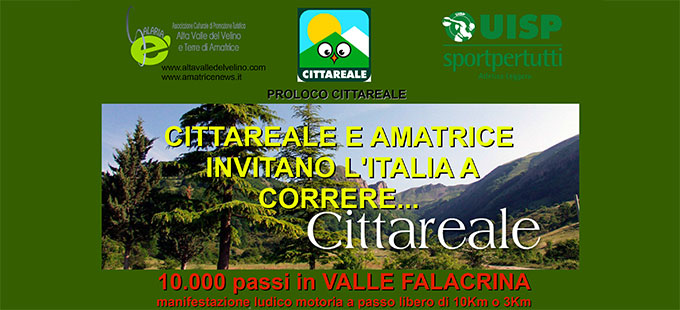 10000 passi in Valle Falacrina